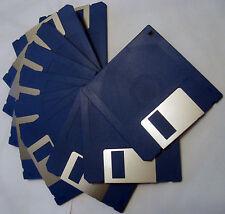 "10x 3.5"" MF2 DD Disketten, 880 KB formatiert, Commodore Amiga 500, 1000, 2000"