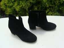 Women's Atmosphere Boots Shoes Black Size 7