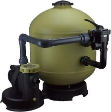 Leistungsstarke Sandfilteranlage SM 16 Sandfilter Pool Filteranlage