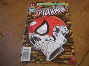 Sensational Spider-Man #2 (1996 Series) Marvel Comics VF/NM