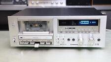 Pioneer Ct-F750 Cassette Tape Deck