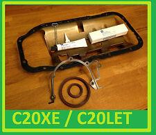 C20XE , C20LET Dichtsatz Ölwannendichtung / Wellendichtringe / Dichtmasse usw.
