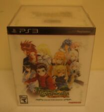 New! Tales of Symphonia Chronicles [Collector's Edition] (PlayStation 3, 2014)