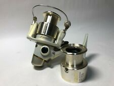 Daiwa TOURNAMENT-S 2500iT Vintage Spinning Reel with Spare Spool
