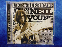 UNCUT Like A Hurricane - A Tribute To Neil Young - 16 Track Compilation CD
