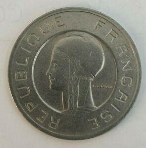 Concours de 5 Francs 1933 - ESSAI de Cochet en nickel - GAD 135.1