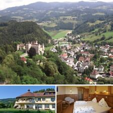 3 Tage Kurzreise Kärnten Österreich 3★ Bio Hotel Arche Wellness inkl vegetar. HP