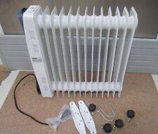 Tristar Chauffage Électrique Radiateur à Huile 13 Côtes KA-5093 2500 W Facture