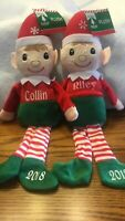 Personalized Elf, Christmas Elves, First Christmas, Plushie stuffed animals