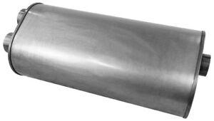 Exhaust Muffler-Quiet-flow Ss Muffler Walker 21576