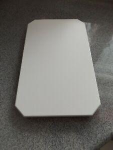 Gleitbrett  Varicor Teflon Stopp Gleiter Küchenmaschinen Rührwerk /Schneidebrett