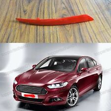 Right Tail Rear Bumper Reflector Light For Ford Fusion Mondeo 2013-2016