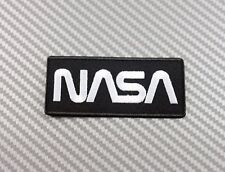 Embroidered Patch Iron Sew Logo Emblem space mars NASA
