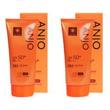 ANJO Natural Cover UV Sunblock 70mlx1 SPF50+ PA+++ Protect UV Natural Soft Touch