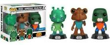 Greedo, Hammerhead & Walrus Man Funko Pop