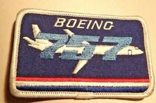 Vintage Boeing 757 Patch