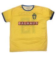 Sweden National Team Training football shirt Bauhaus S/M