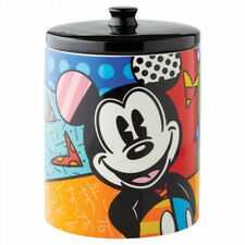 Disney By Romero Britto Mickey Mouse Cookie Biscuit Jar