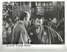 TOSHIRO MIFUNE in TSUBAKI SANJURO Original Lot of 15 Photos Original Vintage