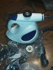 Open box tested.Portable Surface Cleaner Garment Steamer Polti Vaporetto