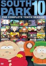 South Park Complete Tenth Season DVD Standard Region 1