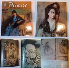 PICASSO PRIMA EDIZIONE 1982 MUSEO BARCELONA 143 FOTOGRAFIE PHOTO