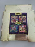 Quattro Adventure Nintendo NES Video Game Camerica