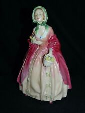 "Royal Doulton ""Rosebud"" Figurine (Hn1983) Produced 1945-1952"