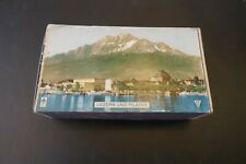 A Large box of Matches - a Souvenir of 'Luzern und Pilatus' Switzerland. 5 inch