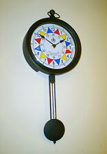RAF Sector Clock WW2 Operations Room Battle of Britain, Pendulum Souvenir Clock