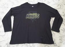 Los Angeles Kings Majestic NHL Long Sleeve Men's T-Shirt Size 2XL