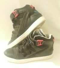 Adidas Originals Mc-x 1 High TooShoes - Black/Red Size 6.5