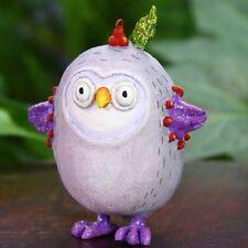 Patience Brewster MINI OLIVIA OWL ornament KRINKLES CUTE! Item #31020