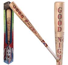Harley quinn costume (top-leggings- baseball bat)