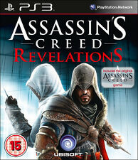 Attentäter Creed Revelations ~ ps3 (in Super Zustand)