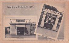 * PONTECORVO - Bar Fratelli Prata e Chiosco Giornali 1950