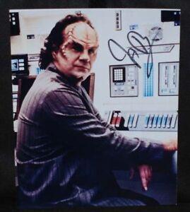 John Billingsley Star Trek Enterprise Autographe