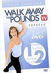 Leslie Sansone: Walk Away the Pounds Express: Easy Walk & Brisk Walk DVD