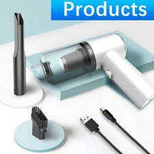 New Portable Mini Wireless Car Vacuum Cleaner Wet Dry Dual Use Auto Vacuum Pump
