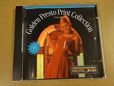 CD / GOLDEN PRESTO PRINT COLLECTION - VOLUME III