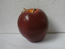 Palla di Natale albero palle frutta mela deocrazione Christmas ball apple