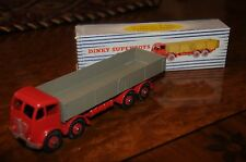Vintage Dinky Supertoys / MIB / Foden Diesel 8-Wheel Wagon / 901 - 1