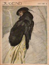 1917 Jugend Martch 2 Original German Art - Hey, Segieth, Weitl, Kubinyi, Jaeger