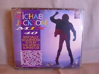 Michael Jackson Mix- 40 Specially Sequenced Hits- 2 CD-BOX- STYLUS 1987- lesen