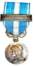Médaille coloniale par Lemaire- barrette « AFRIQUE OCCIDENTALE FRANCAISE »,