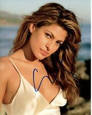 EVA MENDES signed autographed photo