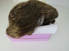 Brand new Paula Young AUBREE Soft brown wig ,color 8/12a