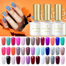 BORN PRETTY Gel Nail Polish UV LED Soak Off Top Base Coat  Salon 6ML
