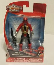 Power Rangers - Super Megaforce - 4? Red Ranger Action Figure New In Package