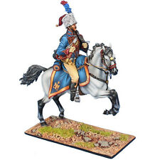 NAP0533 French Imperial Guard Chasseur a' Cheval Trumpeter by First Legion